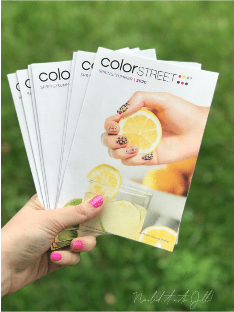Get your Color Street spring catalog by clicking on the photo